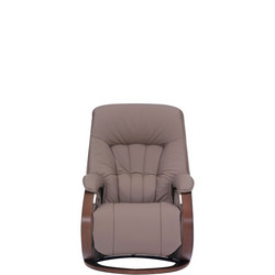 Awesome Himolla Mosel Small Manual Recliner Chair Earth Longlife 31 Earth Bralicious Painted Fabric Chair Ideas Braliciousco
