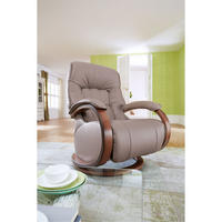 Mosel Small Manual Recliner Chair Earth