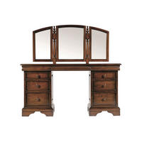 Normandie Table And Mirror
