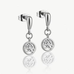 Silver plate Stud Earrings