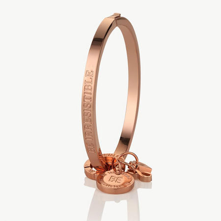 Rose Gold plate Be Irresistible