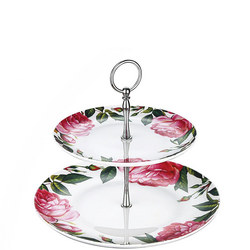 M182 Cake Stand Rose Collection