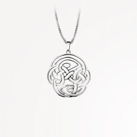 P412 Celtic Pendant