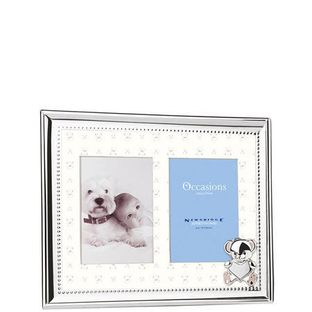 S1799 New Baby Double Frame 3x4
