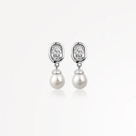VGK087 Grace Kelly Drop Earrings