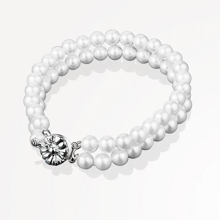 VGK138029 G Kelly 2 Strand Bracelet