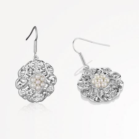 Grace Kelly Drop Earrings