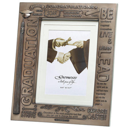 "New Graduation Frame 4X6"" & 5X7"""