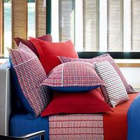 Moka Azur Standard Pillowcase