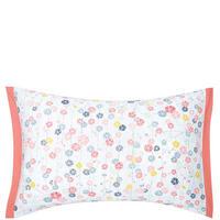Prunelle Rose Standard Pillowcase