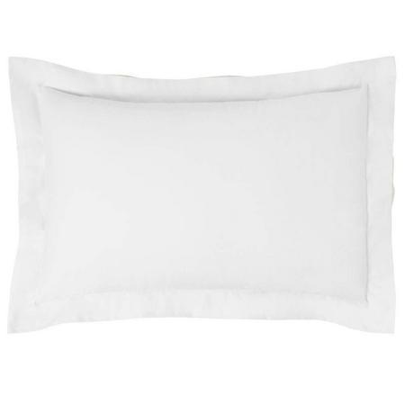 Alcove Pillowcase Standard Blanc