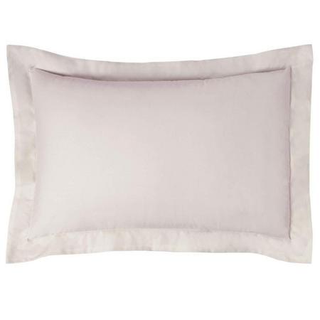 Alcove Pillowcase Standard Perle