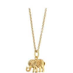 Amy Huberman Pendant with Elephant