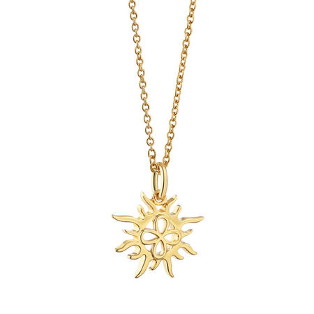 Amy Huberman Pendant with Sun