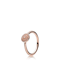 Radiant Elegance Ring Pandora Rose