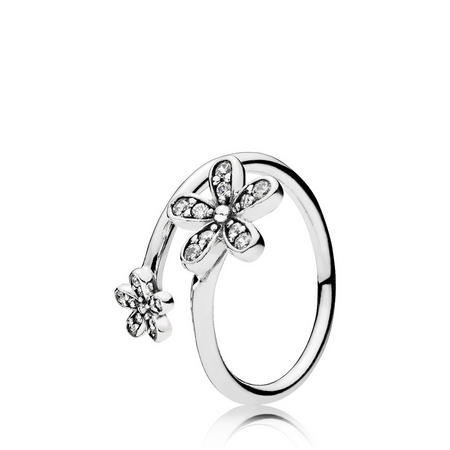 Dazzling Daisies Ring SterlingSilver