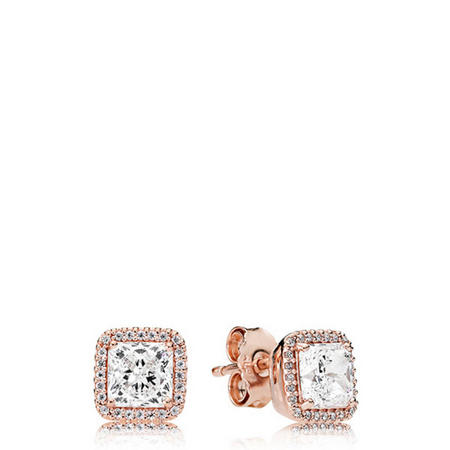 Timeless Elegance Earrings Pandora Rose