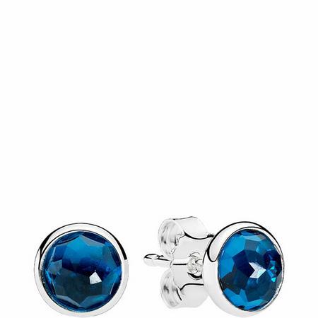 December Droplets Earrings Sterling Silver
