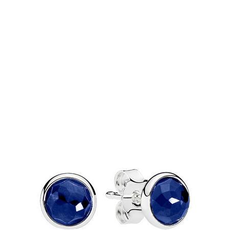 September Droplets Earrings Sterling Silver