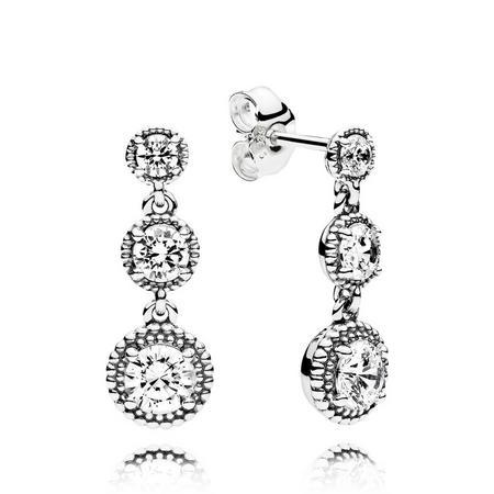 Eternal Elegance Earrings SterlingSilver