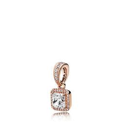 Timeless Elegance Necklace Pandora Rose