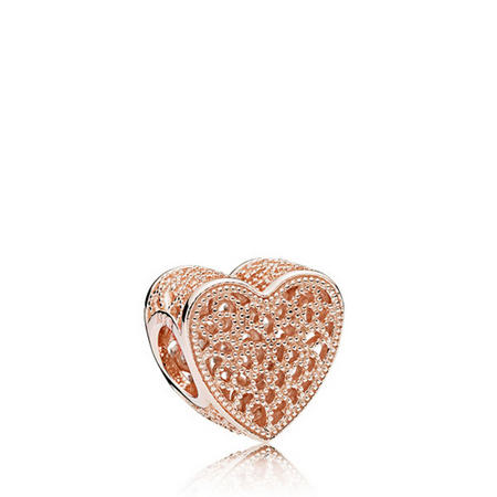 Filled with Romance Charm Pandora Rose