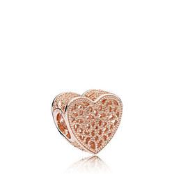 Filled with Romance Charm Pandora Rose