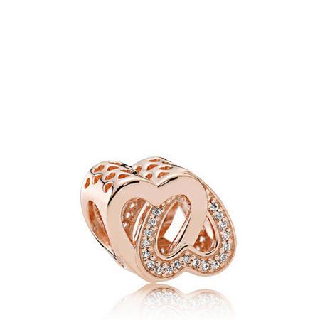 Entwined Love Charm Pandora Rose