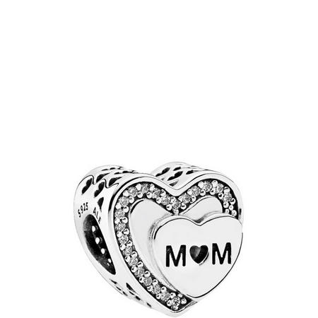 Tribute to Mum Charm Sterling Silver