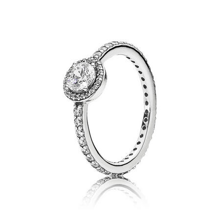 Sterling Silver Classic Elegance Ring