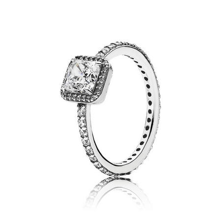 Sterling Silver Timeless Elegance Ring