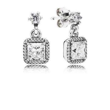 Sterling Silver Timeless Elegance Earrings