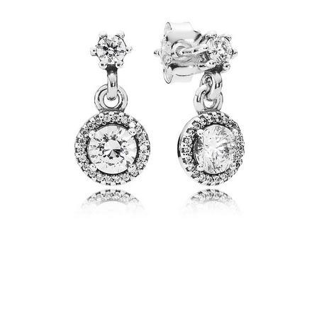 Sterling Silver Classic Elegance Earrings