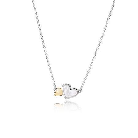 Luminous Hearts Necklace