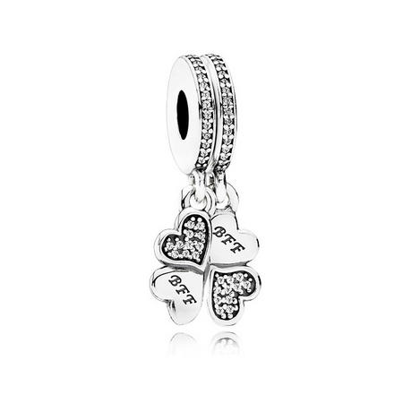 Best Friends Forever Charm