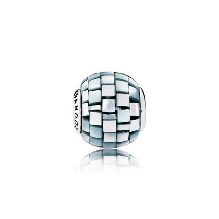 Balance Charm Silver