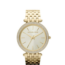 Darci Ladies Watch Gold