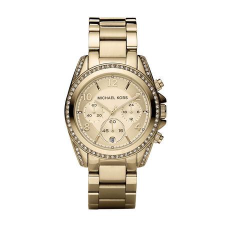 Darci Ladies Watch Gold