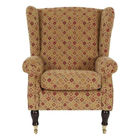 York Wing Chair Grade C