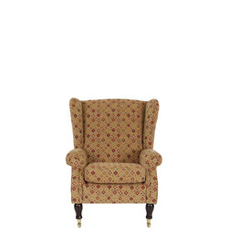 York Wing Chair Grade C