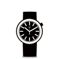 Poplooking Watch Black & White