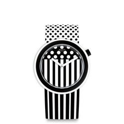 Popdancing Watch Black & White