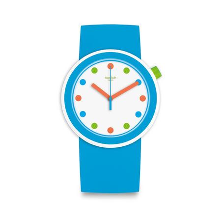 Poppingpop Watch Blue