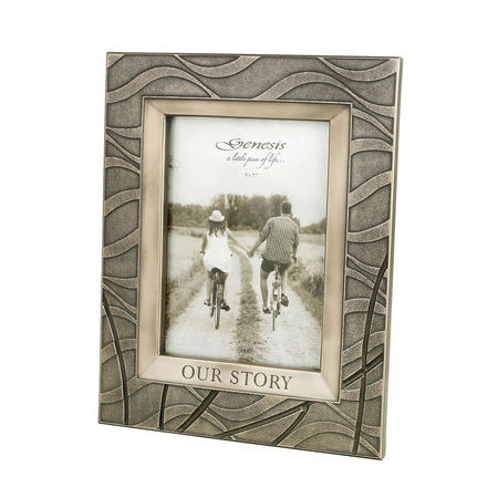 """Our Story Frame 7 x 5"""""""