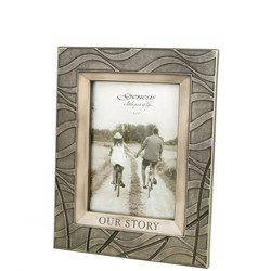 """Our Story Frame 7X5"""""""