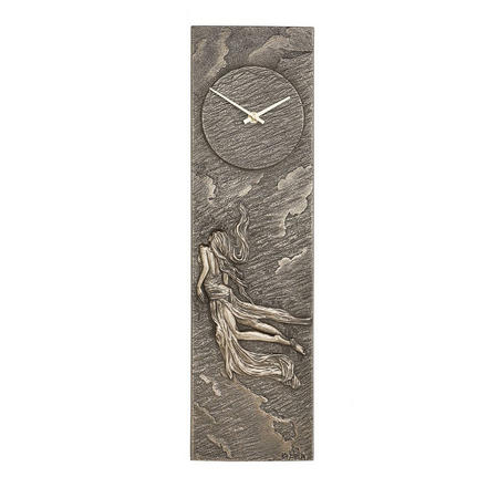 White Water Wall Clock