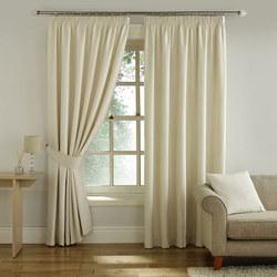 Glamour Curtains Cream