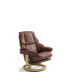 Reno Chair, Classic Leg Comfort w/Battery, Paloma Copper and Oak
