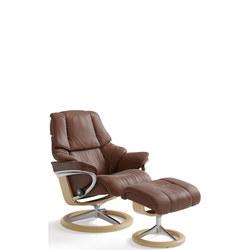 Reno Chair and Stool, Signature Base, Paloma Copper and Oak