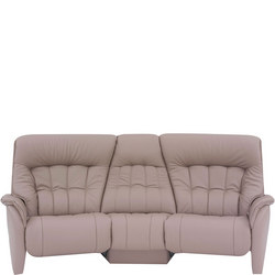 Rhine Three-Seater Sofa With Electric Cumuly Function And Table